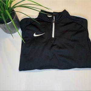 Kids Black Nike Pullover